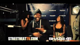 "Jon Connor ""Scriptures"" In Studio Performance at Shade45 with DJKaySlay"