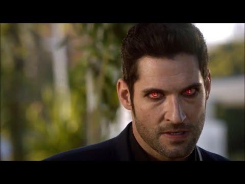 Lucifer top angry moments in Hindi  (season-1)