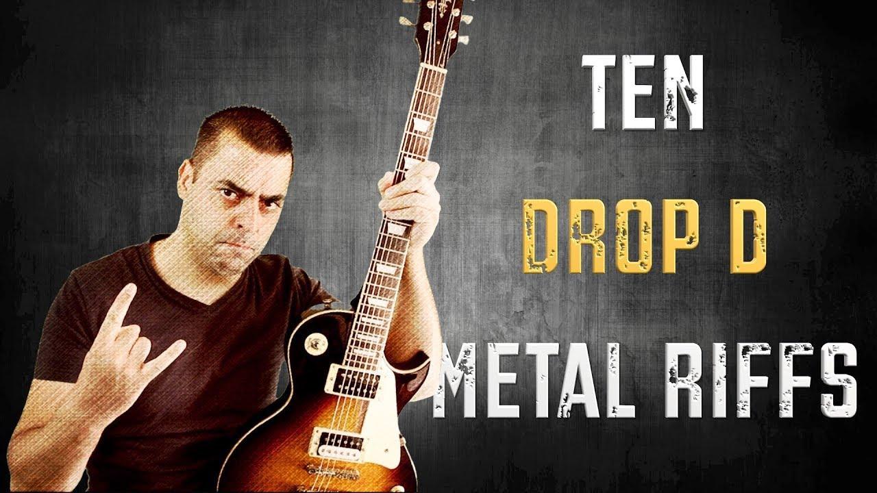 Ten METAL Riffs Go ACOUSTIC!
