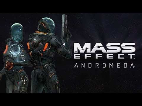 Mass Effect™: Andromeda ► (18+) (Стрим)