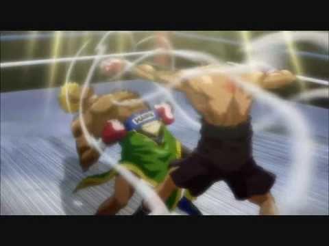 Takamura VS Hawk Ronud 8 (FINAL)