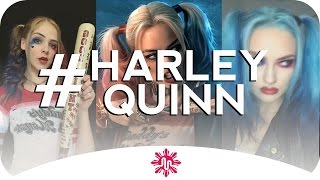 #Harley Quinn Compilation on Musical.ly