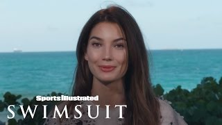 Lily Aldrdige Shares Her Secrets | Sports Illustrated Swimsuit