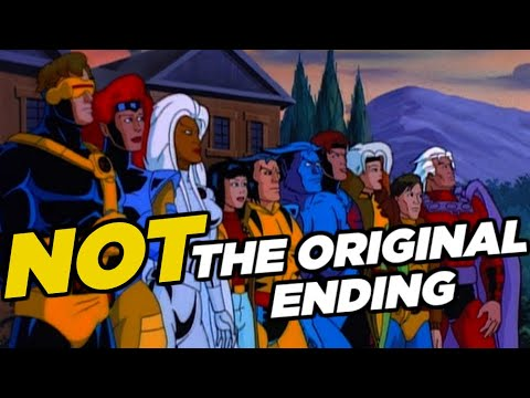 10 Mind-Blowing Facts You Didn't Know About '90s X-Men Cartoon