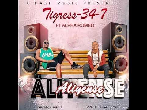 Tigress 34-7 ft Alpha Romeo