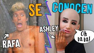 ASHLEY  Y RAFA SE CONOCEN | POLINESIOS VLOGS