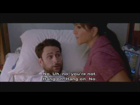 "HORRIBLE BOSSES 2 JENNIFER ANISTON ENDING SCENE ""Coma boners"""
