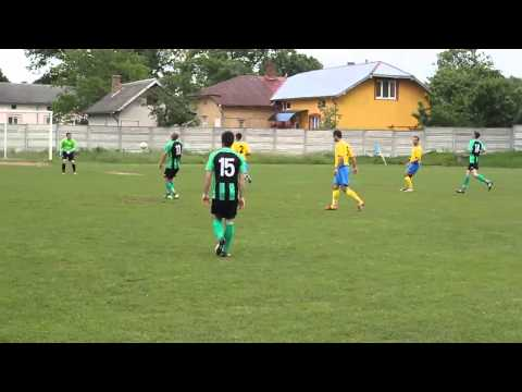 """""""Карпати"""" Болехів - ФК Перегінське 0:0 (1 тайм)"""