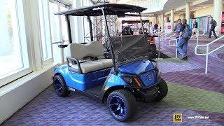 6. 2017 Yamaha Drive 2 Golf Cart - Walkaround - 2016 AIMExpo Orlando