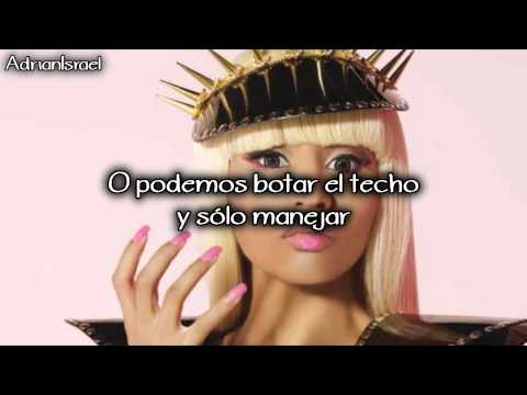 The Night Is Still Young - Nicki Minaj (Traducida Al Español)