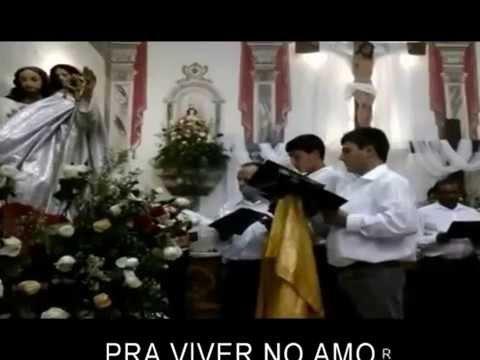 Coroação adapt. à música  POR CAUSA DE VOCÊ, do grupo KLB - -Bias Fortes -MG , VÍDEO 06 de 06
