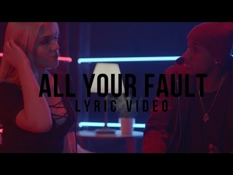Hopsin - All Your Fault. Official Lyric Typography Animation Video