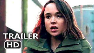 Video THE CURED Official Trailer (2018) Ellen Page Zombie Movie HD MP3, 3GP, MP4, WEBM, AVI, FLV Juni 2018