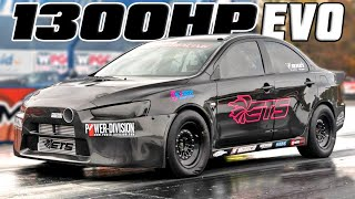 Worlds FIRST EVO X in the 7's!! (TX2K20) by 1320Video