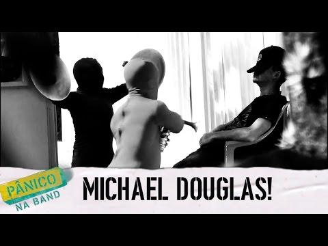 Pânico na Band - MOMENTO MICHAEL DOUGLAS: NUNCA MAIS EU VOU DORMIR - E03 (01/03)