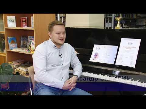 Александр Скрипин покорил жюри фестиваля песней на итальянском языке и завоевал первое место
