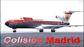 Video La colisión de Madrid - Iberia 350 y Aviaco 134 (Reconstrucción) MP3, 3GP, MP4, WEBM, AVI, FLV Juni 2018