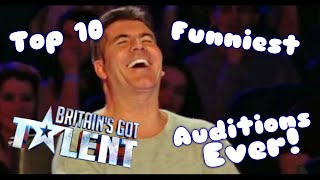 Britain's Got Talent 2016 Funniest Auditions!