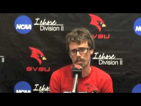 SVSU Men's Cross Country - Eric Spitz