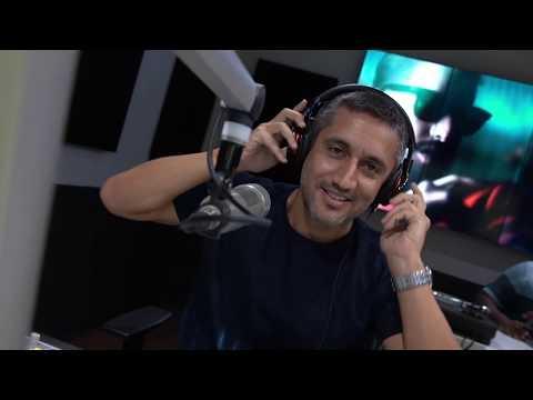 Entrevista com Anderson Cardoso da Rádio Mix Rio