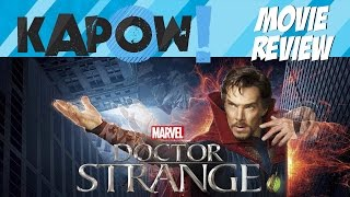 Kapow! Doctor Strange Review