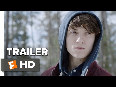 Edge of Winter Official Trailer 1 (2016) -  Tom Holland Movie (видео)