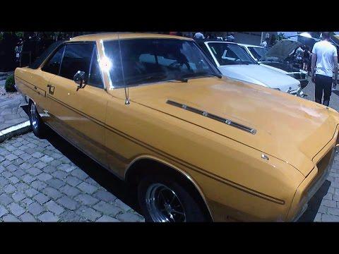 CB 500F - Encontro de carros antigos em Monte Belo do Sul - RS