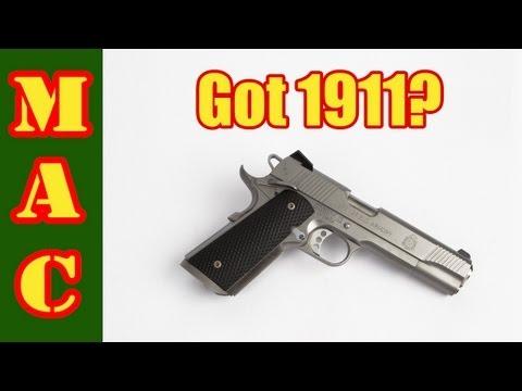 Springfield 1911 45 ACP