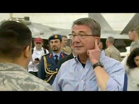 Ιράκ: Στη Βαγδάτη ο υπουργός άμυνας των ΗΠΑ Ας Κάρτερ