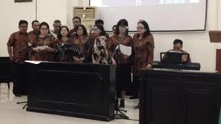 BERDOA DAN BERJAGA by Komisi Musik GKI Serang