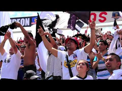 """Arengazo Monumental """"Hasta Romper La Voz"""" - Garra Blanca - Colo-Colo"""
