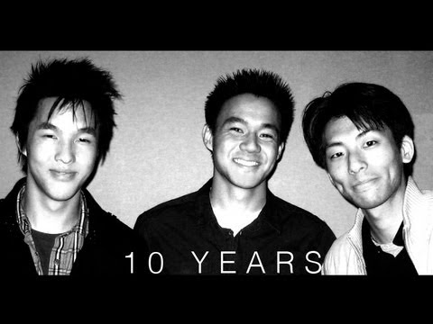 10 years anniversary - The first official