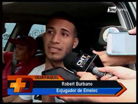 Burbano se desvinculó de Emelec y estaría en la mira de Liga