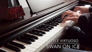 Swan on Ice (Little Virtuoso)