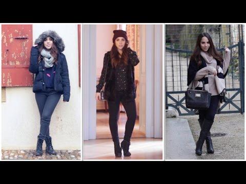 Outfits de Invierno Mis prendas esenciales | What The Chic видео