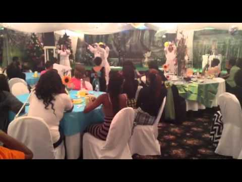 AYW(Anointed Young Women) - Birthday Tribute To Pastor Joy D. Scott