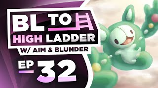 REUNICLUS SEES THE FUTURE! BL TO HIGH LADDER #32 by Thunder Blunder 777