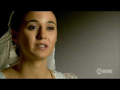The Borgias Season 1: Behind the Scenes - Emmanuelle Chriqui