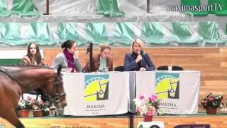 Видеоотчет по третьему этапу Кубка PROKONI SHOP по выездке! 8 - 10 апреля
