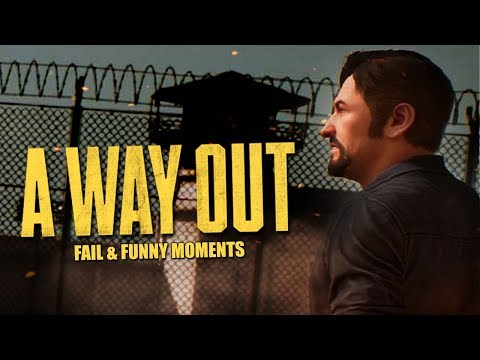 A Way Out - PENJARA RASA RSJ !!