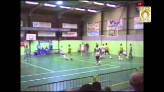 Vonnas France  city images : NAT 4 ASPV Basket - Vonnas 1ere mi-temps 25.01.1992