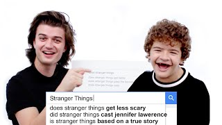 Video Stranger Things Cast Answer the Web's Most Searched Questions | WIRED MP3, 3GP, MP4, WEBM, AVI, FLV Juli 2019