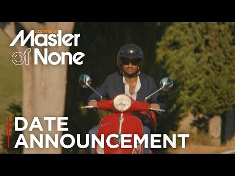 Master of None Season 2 (Teaser 'Date Announcement')