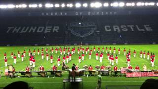 Video Marching Band Gita Surosowan, Indonesia TWMC 2014 World Class Division 2nd Place MP3, 3GP, MP4, WEBM, AVI, FLV Agustus 2018