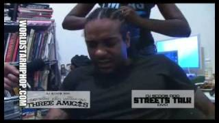 Video  Jim Jones says Im Pregnant With Money: Speaks on Jay-Z and The H to The Izzo Song and Camron