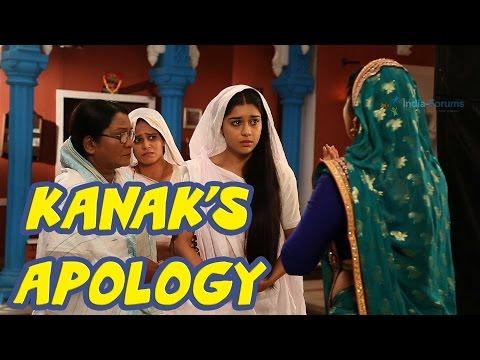 Kanak apologizes to Dhaani to get Viplav back