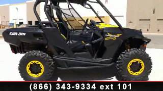 8. 2011 Can-Am Commander 1000 X - RideNow Powersports Peoria -