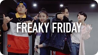 Video Freaky Friday - Lil Dicky ft. Chris Brown / Koosung Jung Choreography MP3, 3GP, MP4, WEBM, AVI, FLV Mei 2018