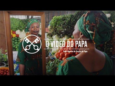 O Vídeo do Papa - Cristãos na África