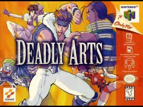 Deadly Arts Nintendo 64